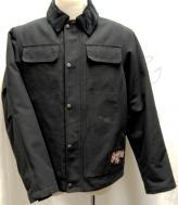 Embroidered Canvas Jacket